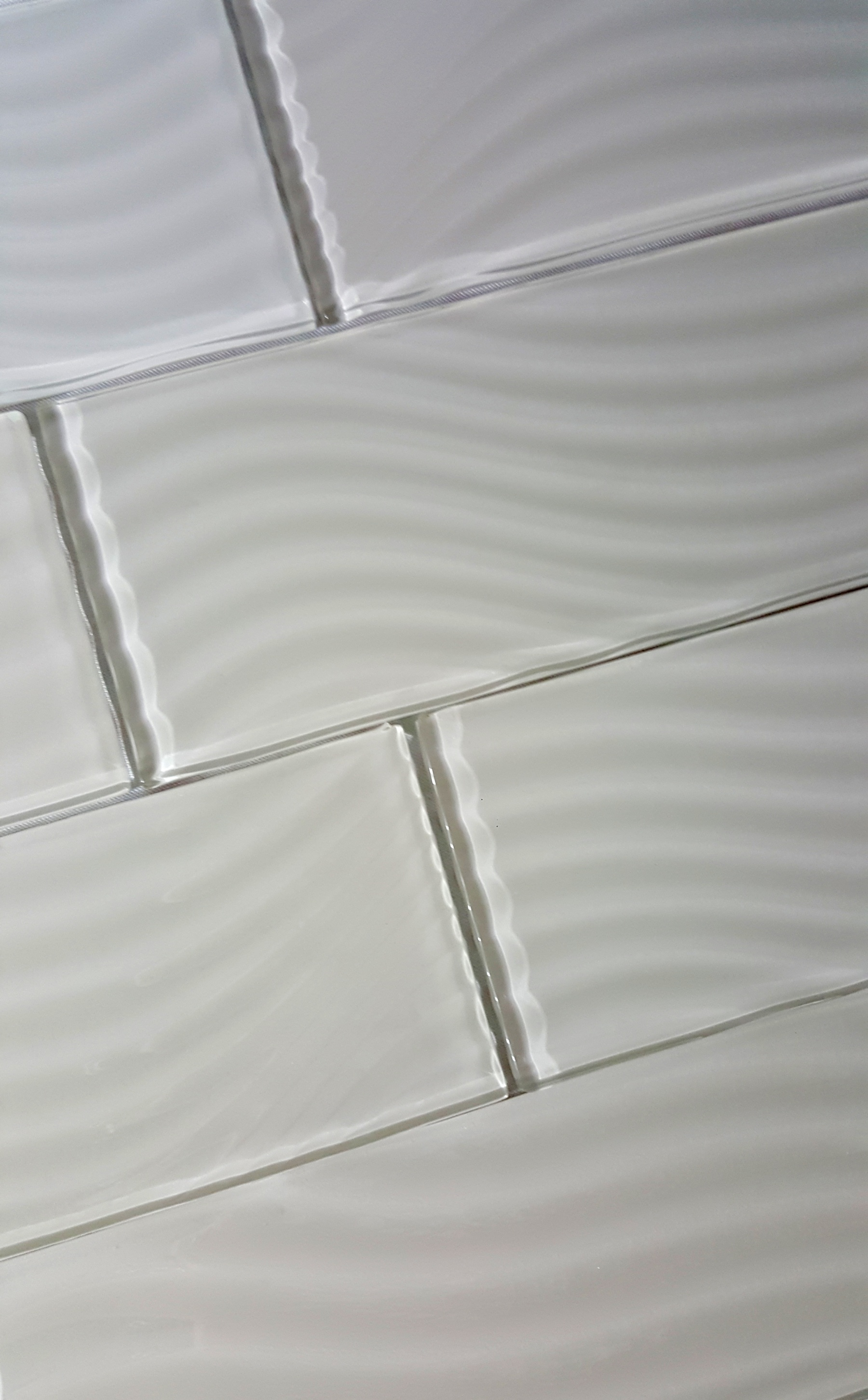 4 Quot X11 3 4 Quot Glass Tile Pacific Rocky Pacific Collection