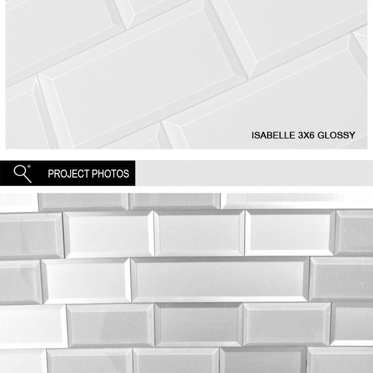 white glass peel and stick tile kitchen bathroom wall backspalsh subway tile ebay. Black Bedroom Furniture Sets. Home Design Ideas