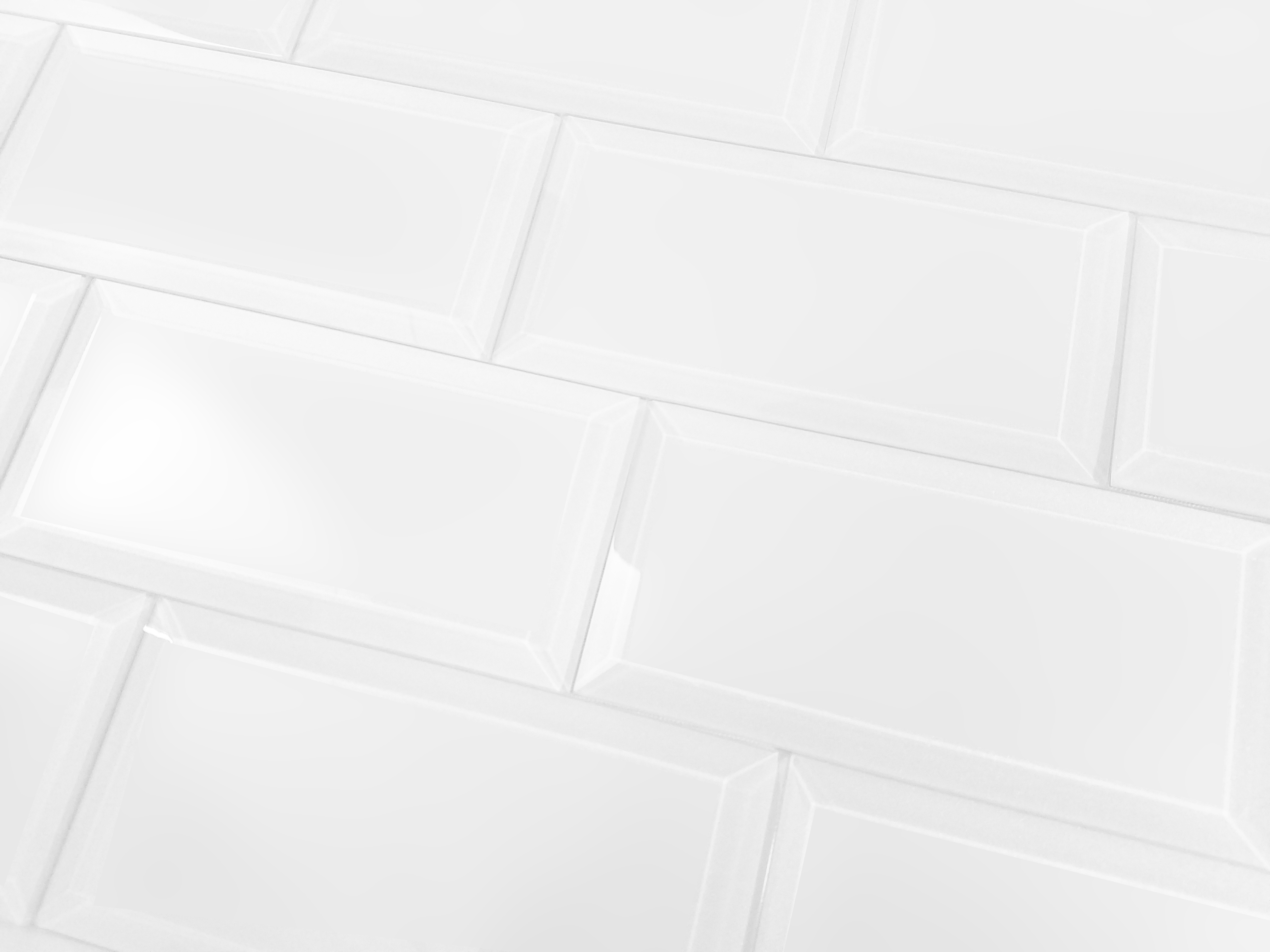 Frosted Elegance 3 in x 6 in Glass Subway Tile in ISABELLE Matte