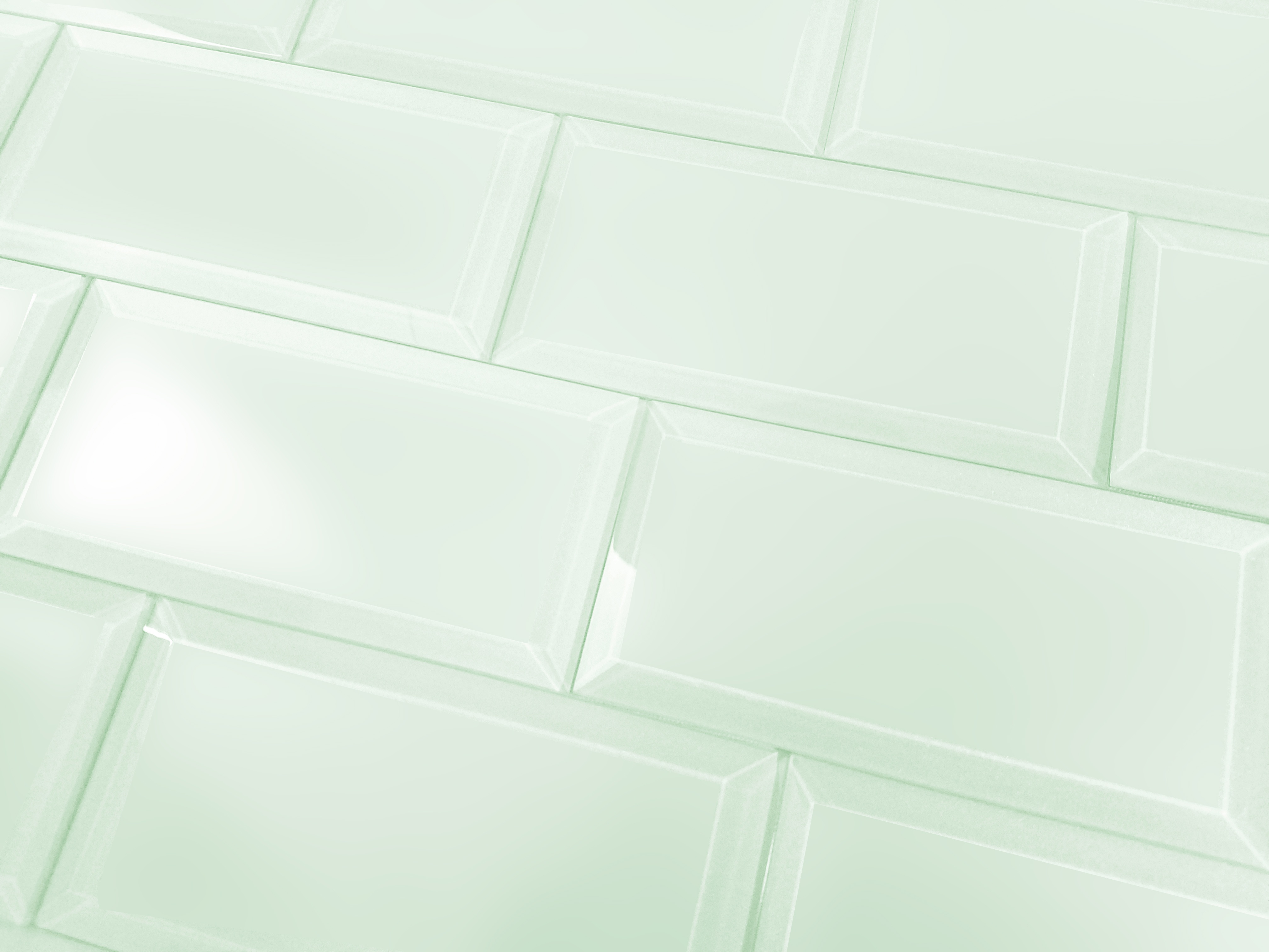 Frosted Elegance 3 in x 6 in Glass Subway Tile in MARIE ANTOINETTE Matte