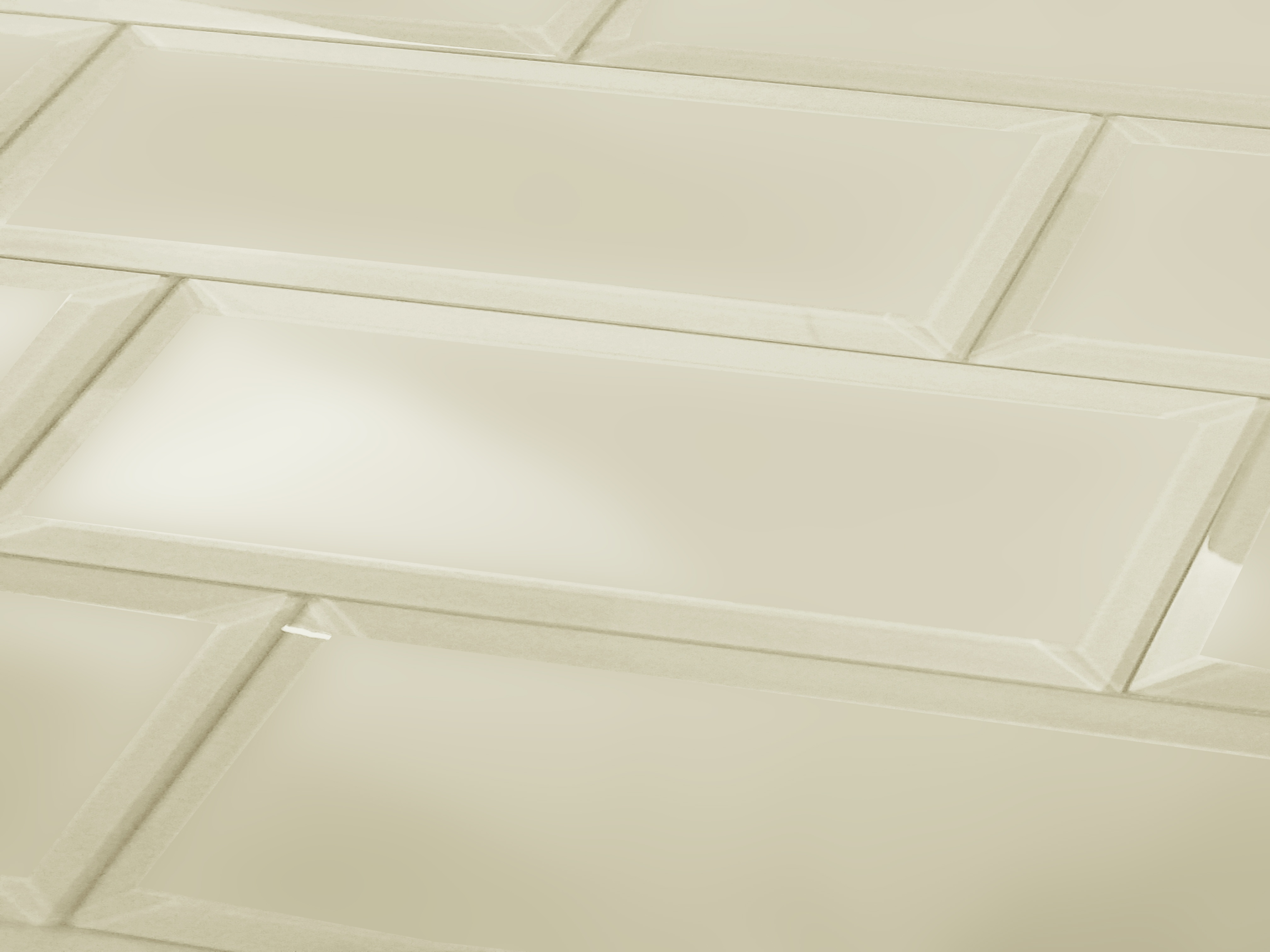 Frosted Elegance 3 in x 12 in Glass Subway Tile in CECILLIA Matte